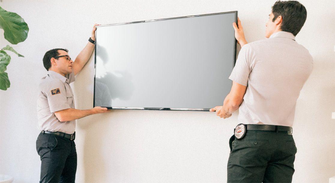 Best Way To Hang A Flatscreen TV