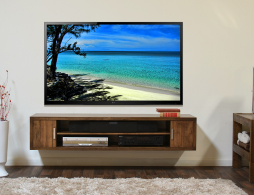 TV Supports And Why They're Important